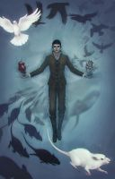 Dishonored - The Outsider by Vrihedd