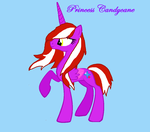 Princess Candy Cane by IcyBloodRaven