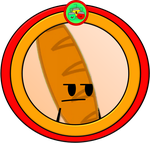 Object Crossovers #77: Baguette by PlanetBucket22