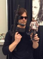 NORMAN MEETS DARYL by WarriorsGate