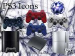 PS3 Dock Icons by sVxShadow