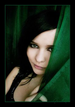 Emerald. by LinAt