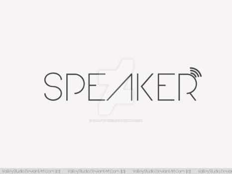 Speaker by valleystudio