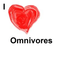 I heart omnivores by colucas