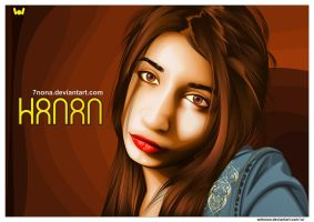 chocolate attract for hanan by weknow