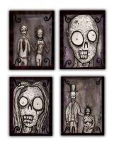 Family Of Decay Series Four by justinaerni