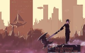 The Executioner - Vista by JohnKohlepp
