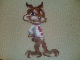 Bubsy by horrorprincess