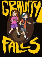 Gravity Falls by RedShadow-13