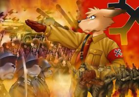 The Nazi Fur Army by ColonelNoxious
