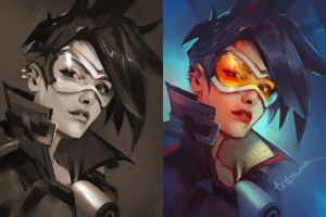 Tracer by romakuz