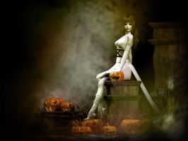 Pumpkin Time by goor