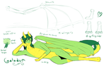 Galador more like Gay Lord, or B) by dreameroftheblue