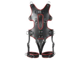 Heavy ponyplay harness by Me-Se