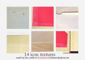 Icontextures-set10 by horizonroad