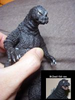 Custom SHMA Godzilla - suit accuratish by ZION227