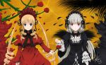 Shinku and Suigintou by RizkyZRs