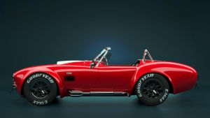 Shelby Cobra by seanser