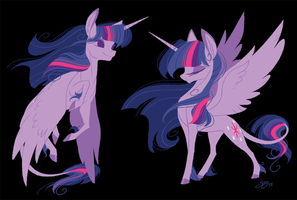 Twilight by probablyfakeblonde