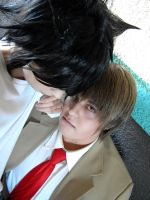 Death Note: Blinding Light by kay-sama