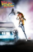 Back to the Future: Alternate Time by Jest84