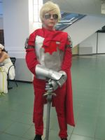 Dave Strider Knight of Time by VexingPrince