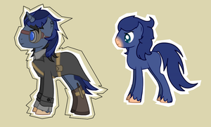 Friend Commission 3 by Miserable-in-Orange
