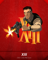XIII Dock Icon by A-Gr
