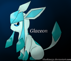 Glaceon 2 by Bluekiss131