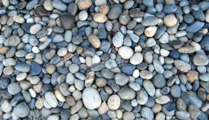 Pebble Texture-Stock by Thorvold-Stock
