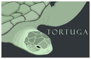 Tortuga : Vector by Chexee