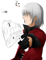 Devil May Cry: Dante  =WIP= by SoulTribute13