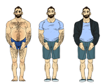 (human) Charon Reference by TidalCast