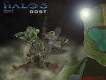 Halo ODST by Sockles