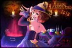 Happy Halloween 2013 by R-G-T-M
