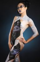 colleen Space Body Art 4 by olivertam