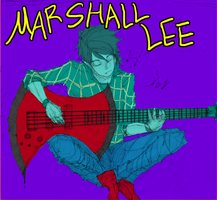 Marshall lee by pupuka