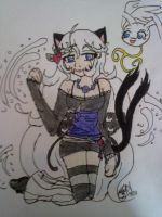 And old Avi Drawing by Psycho-Kitty-Lullaby