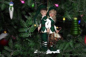 The Christmas Elves' Wish by Dani3D