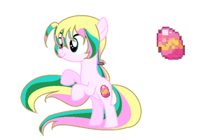 .:my new oc pony karina:. by Moonlight-The-Pony