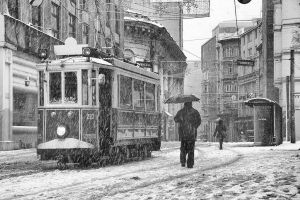 istanbul winter by globalunion
