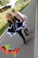 Hetalia - Running by SuperMinaco