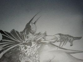 Batman by pritthish