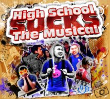 High School Sucks The Musical by davilesdesigns