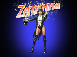 Zatanna - Hat Trick by Bolland by Superman8193