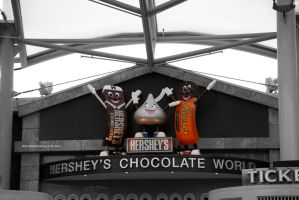 Hersey's Chocolates by 1301232