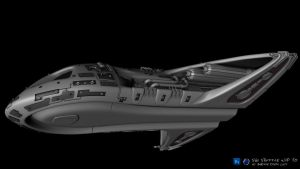 SGU_DestinyShuttle_WIP_10 by SGA-Maddin