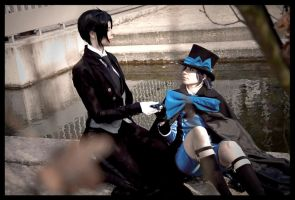 Black Butler - It ends here by RoteMamba