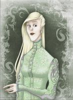 Narcissa by shyangell