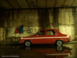 Dacia 1300 1980 by MWPHOTO